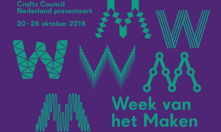 De week van het maken: Studio Route op 27 en 28 oktober