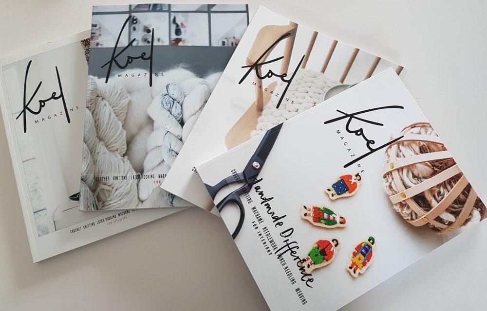 Verkoopadres KOEL magazine